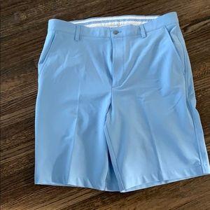 Foot Joy light blue golf short size 36